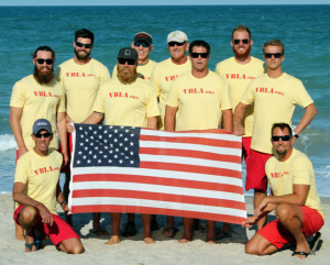 vbla-lifeguard-competition-team